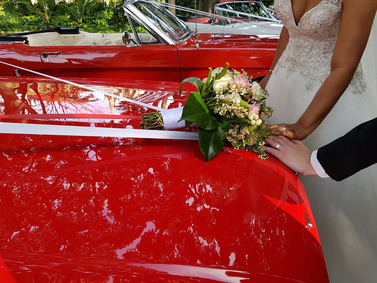 Sydney Mustangs Wedding Cars